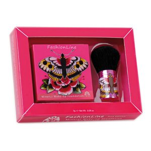 IKOS Mineral Make-up Foundation Fashion Line Pink Edition