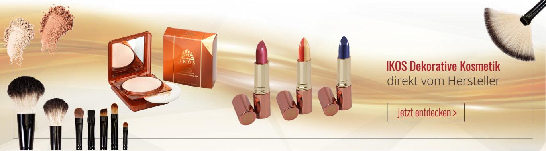 IKOS dekorative Kosmetik