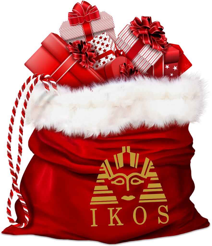 Geschenke von IKOS Weihnachten 2018