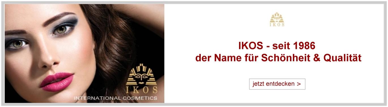 IKOS dekorative Kosmetik seit 1986