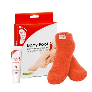 Baby Foot Home Spa Set