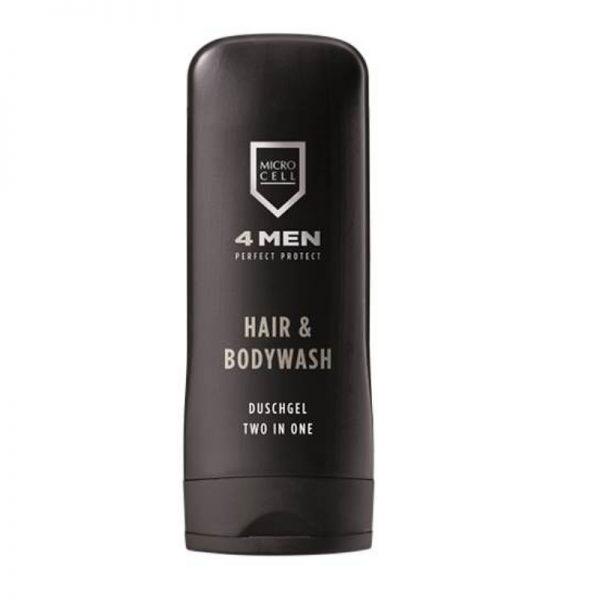 4Men Hair & Body Wash Micro Cell