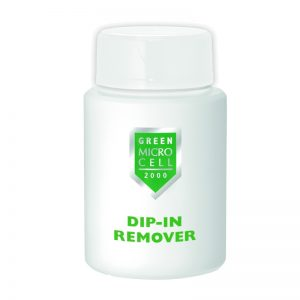 MICRO CELL Green Dip-In Remover
