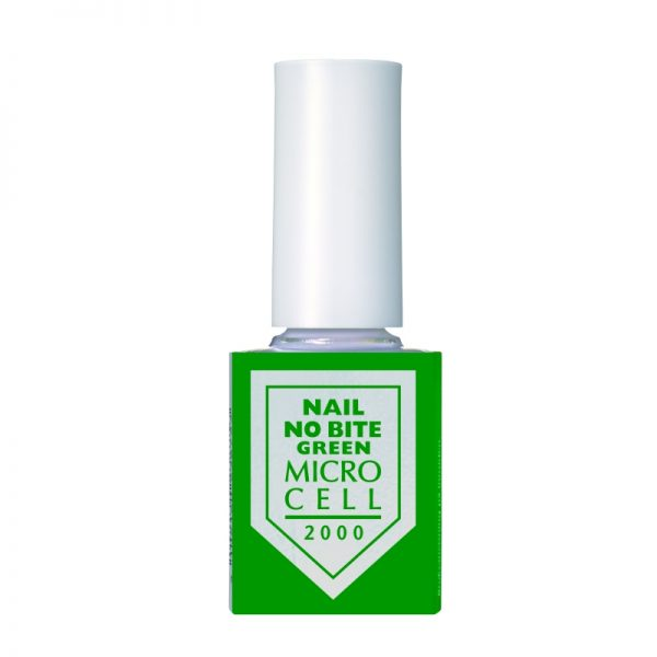MICRO CELL Nail No Bite Green