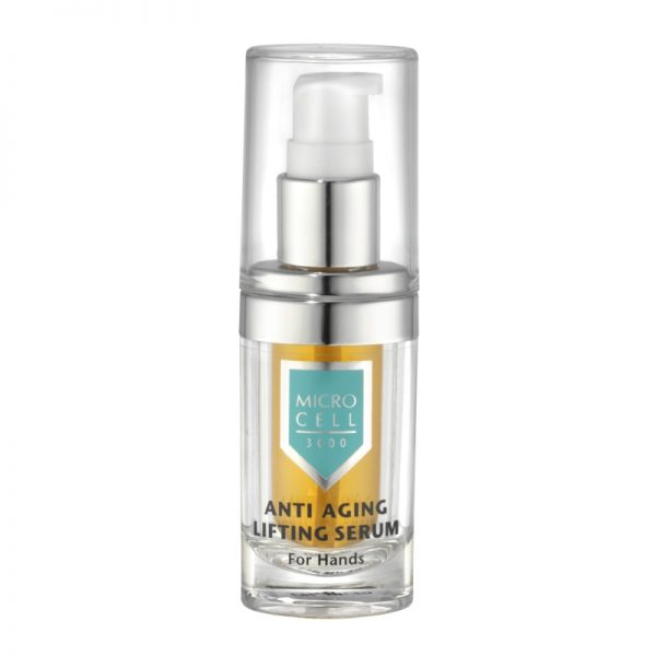 Micro cell anti Aging Hand Lifting Serum