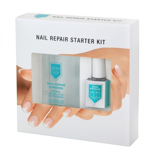 Micro Cell Nail Repair Starter Kit