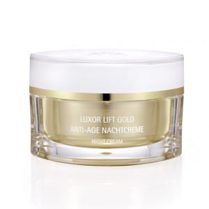 IKOS Luxor Lift Gold Anti Age Nachtcreme